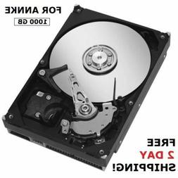 1000GB 1TB Hard Drive Internal SATA 3.5 ANNKE DVR Compatible