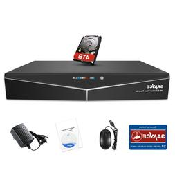 SANNCE 1080N 5in1 4CH CCTV DVR Video Recorder for Security C