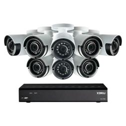 1080P Recording HD 8 Channel DVR Security System 1TB Drive W