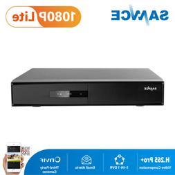 SANNCE 16CH 1080P Lite DVR Video Recorder Home Surveillance