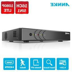 ANNKE 16CH 5IN1 1080P Lite H.264+ DVR Digital Video Recorder