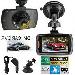 2.7'' HD 1080P Car DVR Vehicle Video Recorder Camera Dash Ca