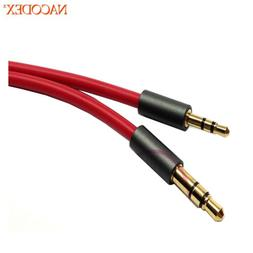 3.5mm Male to 2.5mm Male Jack Record Car aux Audio Cord head