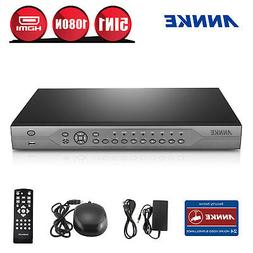 ANNKE 32CH 1080N HDMI DVR Video Recorder for AHD TVI CVI CVB