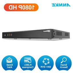 ANNKE 32CH DVR H.265+ 1080P Video Recorder for Home CCTV Sec