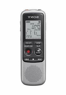 Sony 4GB Digital Voice Recorder 4GB - ICDBX140