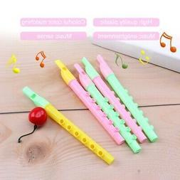 6 Holes Clarinet Soprano Recorder Flute Musical Instrument f