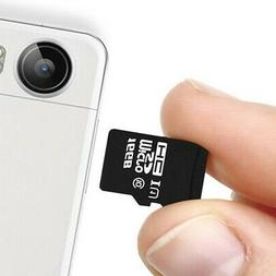 64GB Micro TF Card High Speed Class10 Flash Memory Driving D