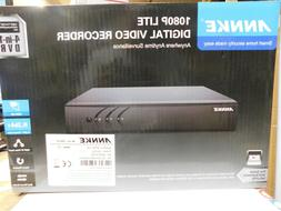 ANNKE 8 CHANNEL 1080P  LITE DIGITAL VIDEO RECORDER-1 TB