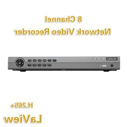8 Channel 4K H.265 NVR Network Video Recorder for Hikvision