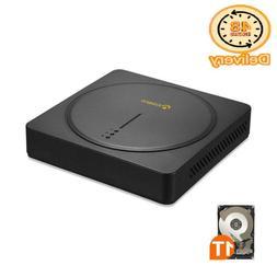 Anlapus 8 Channel 720P Dvr Security Camera System Recorder W