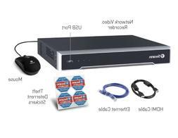 Swann 8 Channel Network Video Recorder: 4K Ultra HD NVR-8000