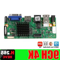 8ch nvr h 265 network video recorder