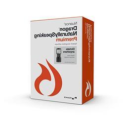Dragon NaturallySpeaking Premium 13 with Digital Recorder