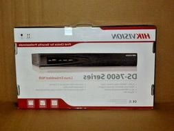 Network Video Recorder,4 Camera Inputs HIKVISION DS-7604NI-E