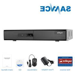 SANNCE 5in1 16CH HD 1080P DVR 2MP HDMI Video Recorder CCTV S