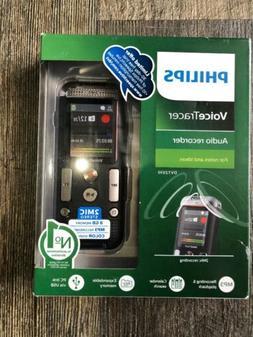 BRAND NEW Philips Voice Tracer DVT2510 2-Mic Stereo Digital