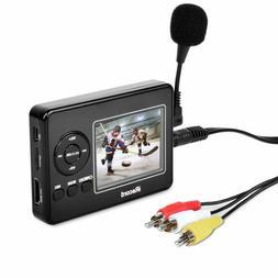 Capture Video to Digital Converter Standalone Media AV Recor