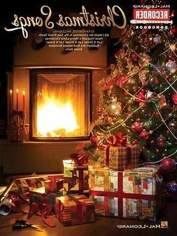 Christmas Songs Hal Leonard Recorder Songbook Recorder Book