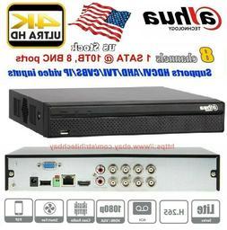 Dahua XVR5108HS-4KL-X 8CH Digital Video Recorder Penta-brid