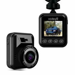 Dash Cam, Byakov Dash Camera 1080P Full HD Car Driving Recor
