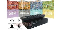 Digital ATSC TV Tuner with USB DVR Recording / Media Player