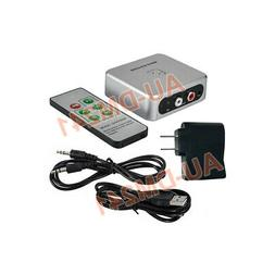 Digital Audio Recorder Player With USB Port + SD Card Slot +