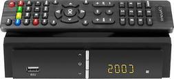 Aluratek - Digital TV Converter Box with Digital Video Recor