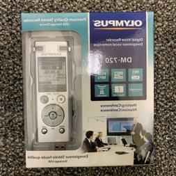 Olympus Digital Voice Recorder DM-720