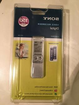 SONY DIGITAL VOICE RECORDER IC RECORDER VOR MODEL ICD-B500 B