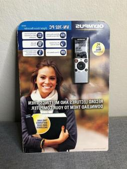 Olympus Digital Voice Recorder VN-702PC - 823 Hrs 2GB/GO VN