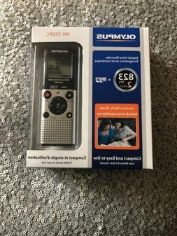 Olympus Digital Voice Recorder VN-702PC - 823 Hrs 2GB/GO VN