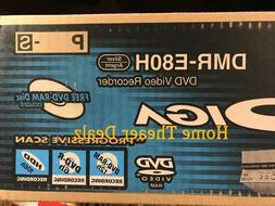 Panasonic DMR-E80H DVD recorder/ VCR with Hard Drive Brand-N