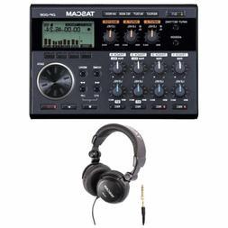 Tascam DP-006 Digital 6-Track Portable Multi-Track Recorder