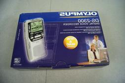 Olympus DS-2300 Digital Voice Recorder- SILVER VINTAGE