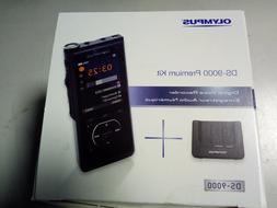 Olympus DS-9000 Digital Voice Recorder premium kit EU Seller