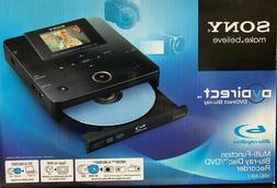 Sony DVDirect VBD-MA1 BLU-RAY + DVD RECORDER Model VBDMA1