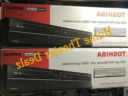 Toshiba DVR-620 DVD Recorder/ VCR New In Box