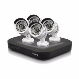 Swann DVR8-4750 8 Channel 3MP HD Digital Video Recorder & 4
