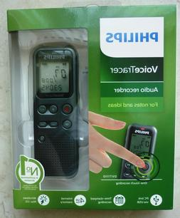 Philips DVT1110 Voice Recorder for Notes and Ideas