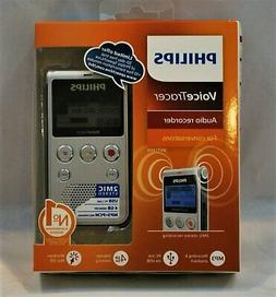 Philips DVT1300 VoiceTracer Audio Recorder Stereo MP3 record