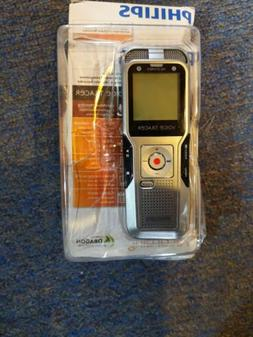 Philips DVT3100 Digital Voice Tracer and Recorder - used