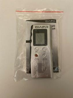 Craig Electronics CR8000 Digital Voice Recorder New Old Stoc