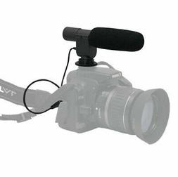 Ex-Pro Recording MIC Microphone for Nikon Canon Camera Camco