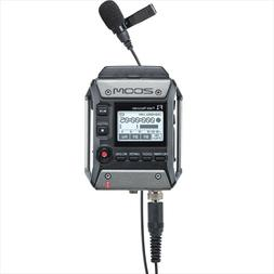 ZOOM F1-LP F1 Field Recorder and Lavalier Microphone NEW
