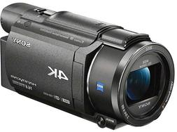 Sony FDRAX53/B 4K HD Video Recording Camcorder , Brand New,