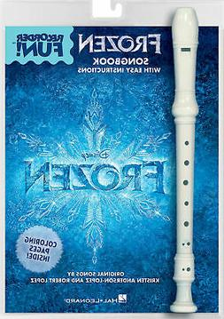 Frozen – Recorder Fun! Pack with Songbook and Instrument