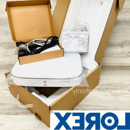 Lorex Fusion 4K HD 8Ch NVR Smart Security Video Camera Netwo