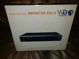 GW 8 Channel PoE NVR H.265 4K IP Security Stand Alone Networ