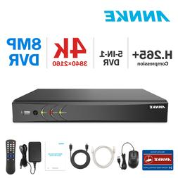 ANNKE Ultra HD 4K 8CH DVR 8MP Security Video Recorder CCTV S